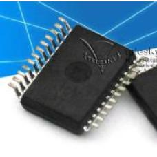10pcs FST3384QScx fst3384 ssop24 10-bit low power bus switch